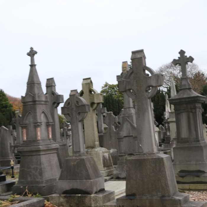 Visiting Glasnevin Cemetery