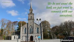 St. John's Catholic Church - Dromagh, County Cork, Ireland. ©Terri O'Connell 2016
