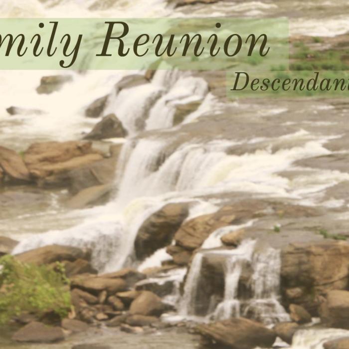 Richmond Family Reunion
