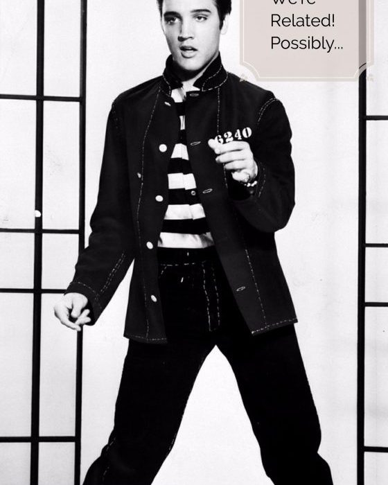 We're Related: Elvis