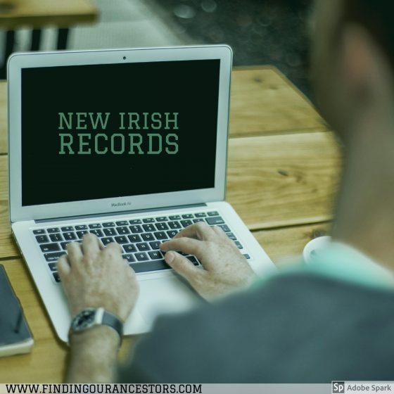 October: New Irish Records