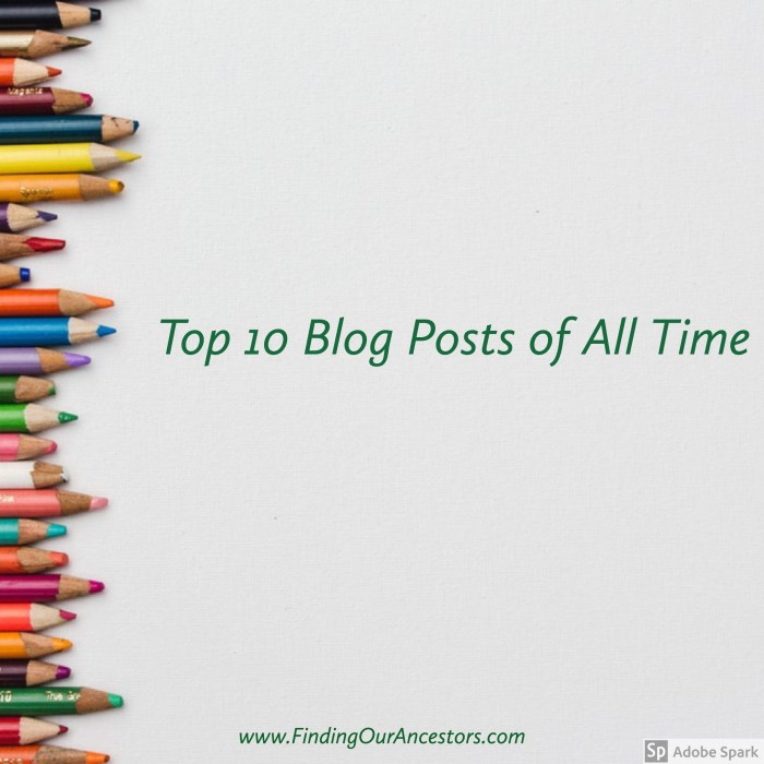 2017: Top 10 Posts of All Time