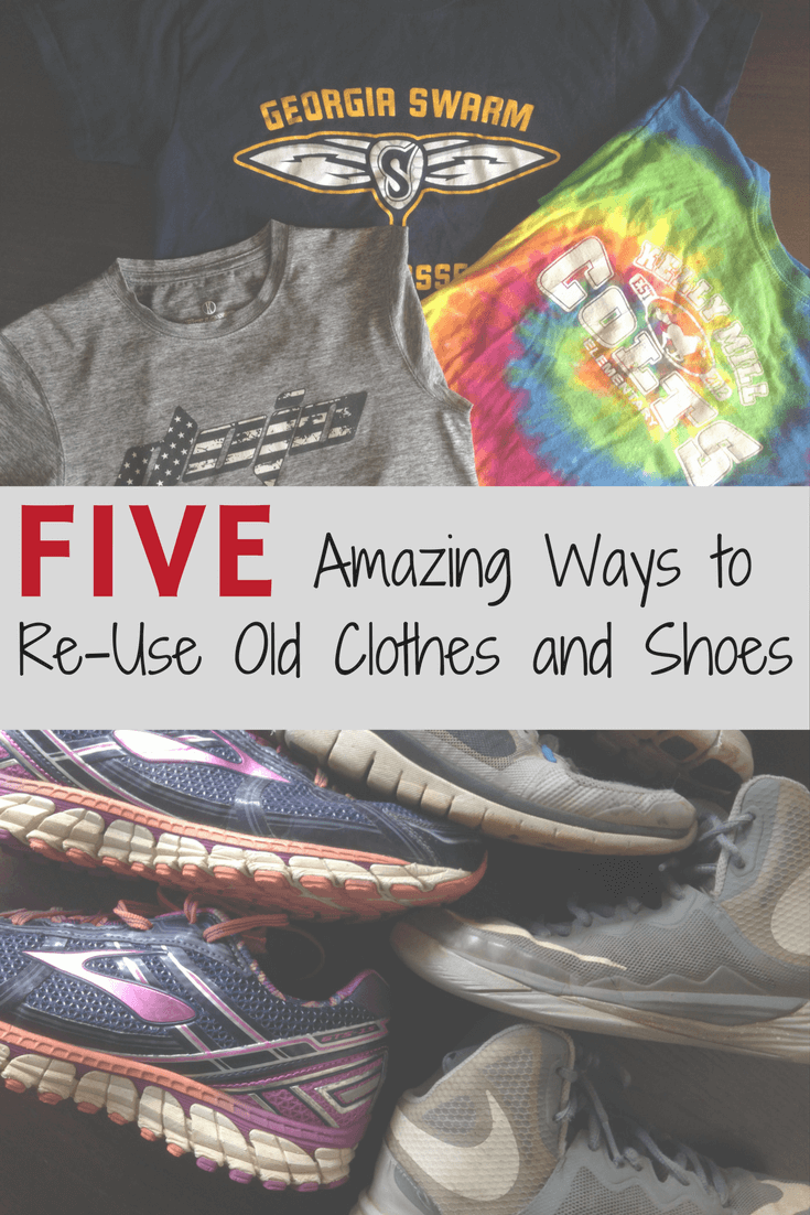 Uses for old textiles