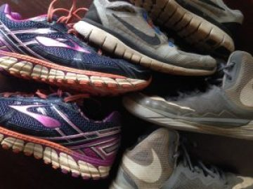 Ways To Re-Use Old Shoes and Clothes
