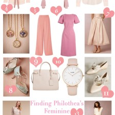 Feminine Favorites: Valentine's Day Look