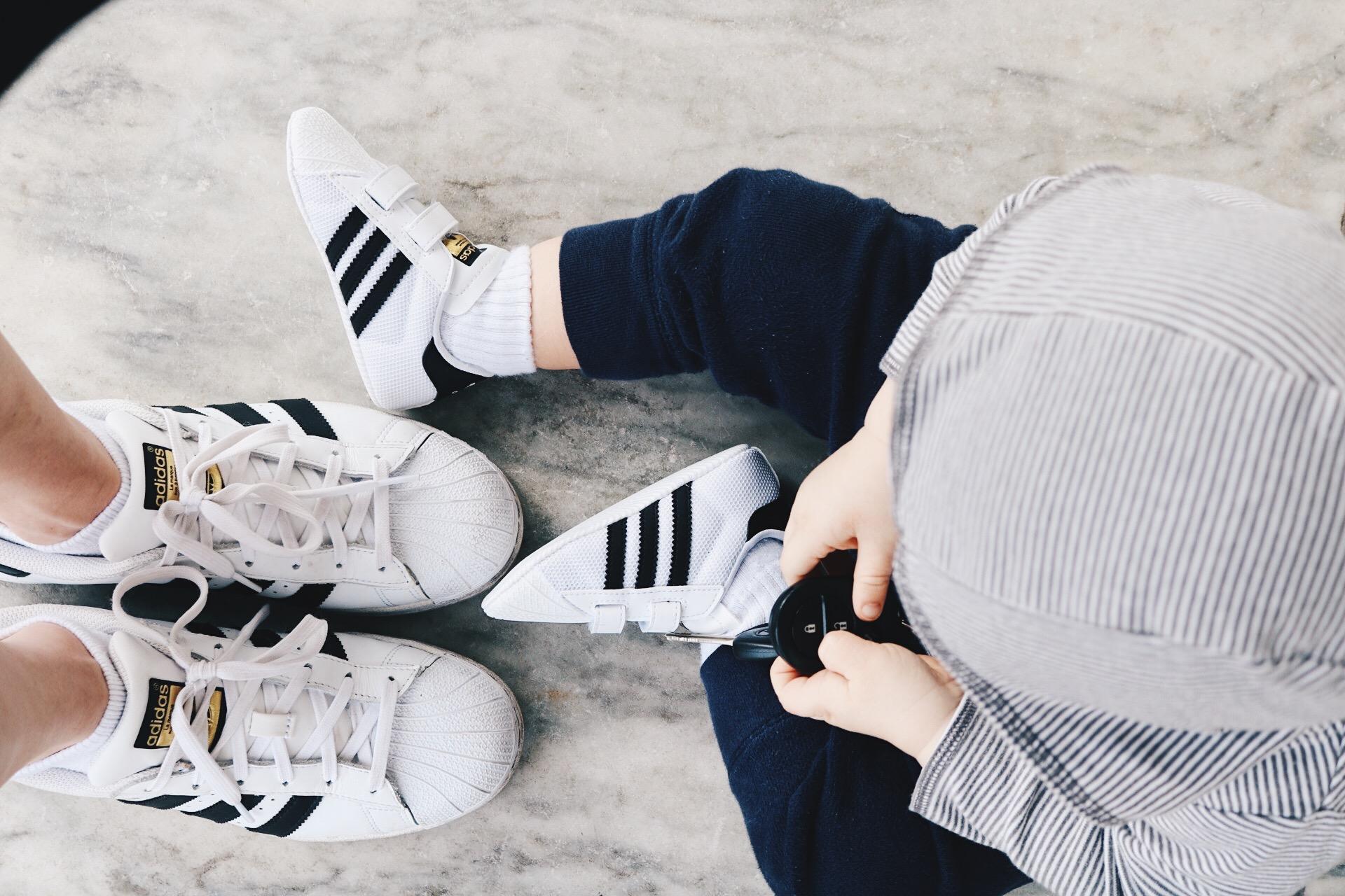 Matching Adidas