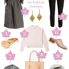 Feminine Favorites: An Ethical Autumn