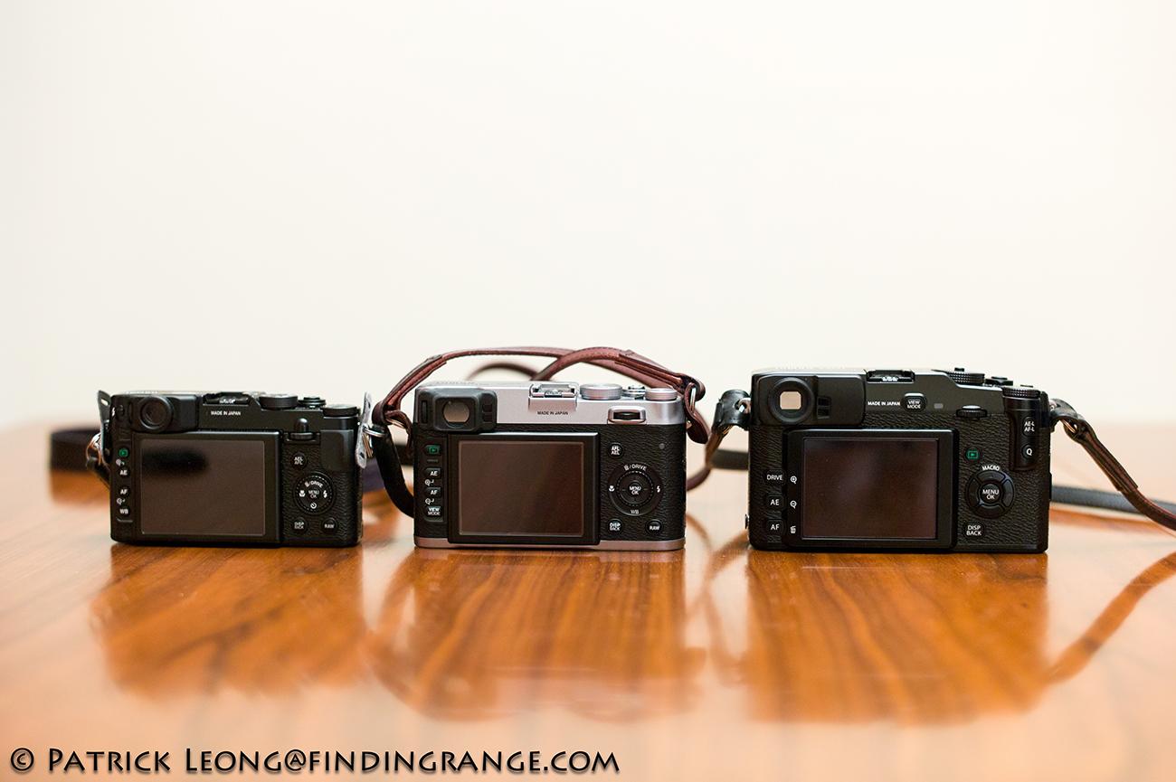 Fuji X Pro1 Vs Fuji X100 Vs Fuji X10 The Shoot Out