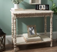 21 Farmhouse Console Tables for Entryways - Finding Sea ...