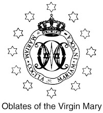 Oblates of the Virgin Mary logo