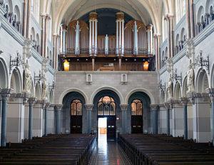 Techny Towers Holy Spirit Chapel
