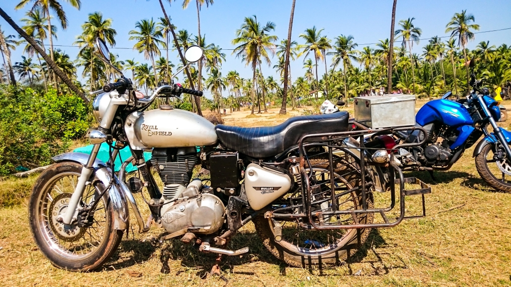 Buying A Used Royal Enfield Motorcycle In India As A Traveller