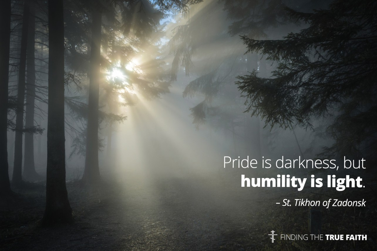 sinful pride