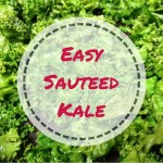 Go-To Daily Vegetable—Literally (Sauteed Kale)