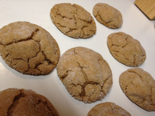 Amazing Soft Molasses Cookies, a family tradition recipe | These softer, milder, sweeter take on ginger snaps are perfect for fall, for Thanksgiving or holidays #cookie #recipe