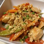 My first foray into Thai food… (Crock Pot Thai Peanut Chicken)
