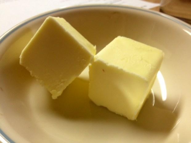 buttermilk rolls butter