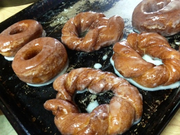mom donuts donuts glazed