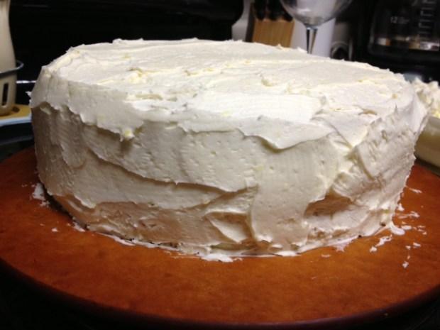 citrus marmalade cake frosting2