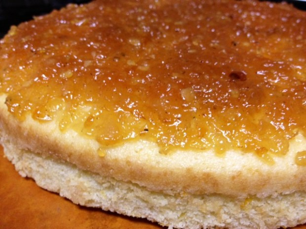 citrus marmalade cake marmalade filling2