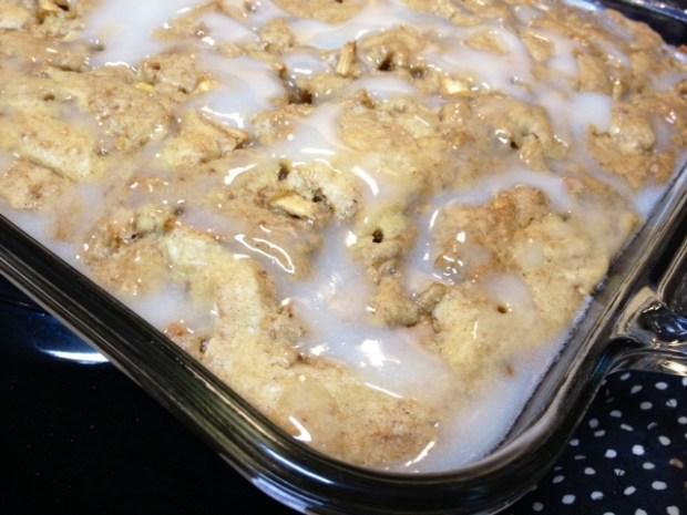 honey apple cake finished2