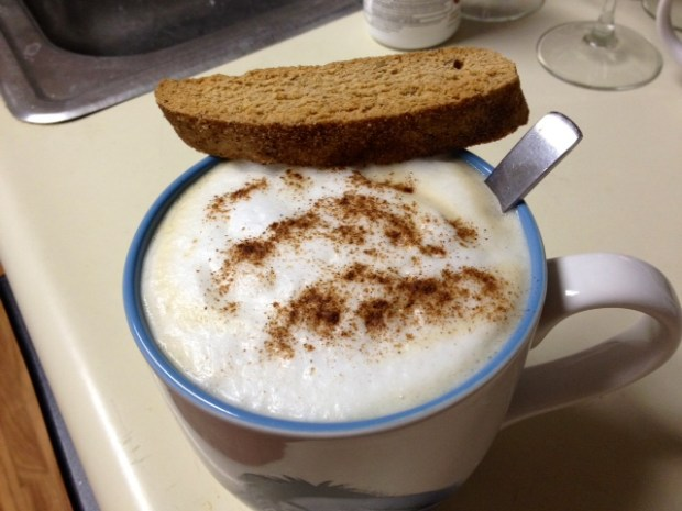 snickerdoodle biscotti finished coffee2