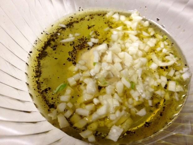 kale quinoa salad dressing