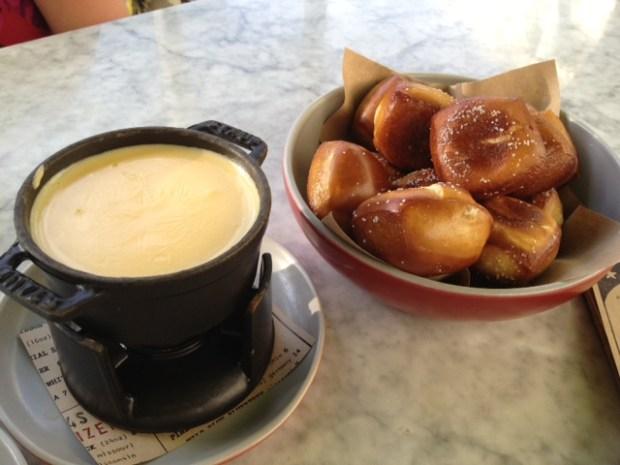 culinary dropout pretzels
