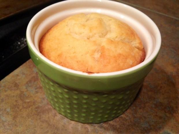 Lemon Ricotta Pound Cake Mini