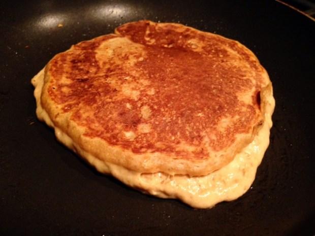 coffee pancakes cooking
