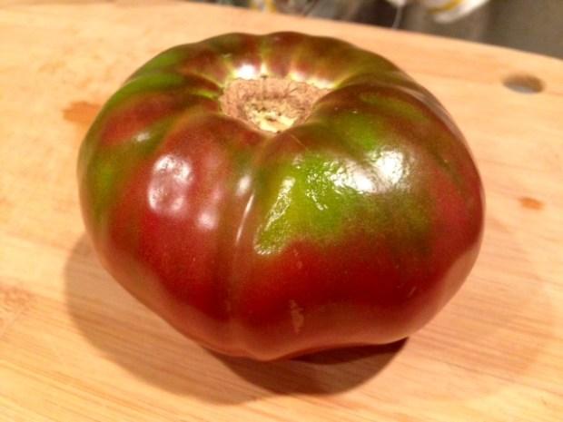 heirloom tomato risotto tomato