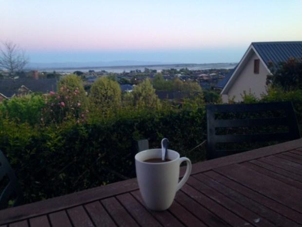coffee patio