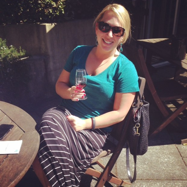 jess wine tasting