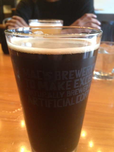mac coffee porter
