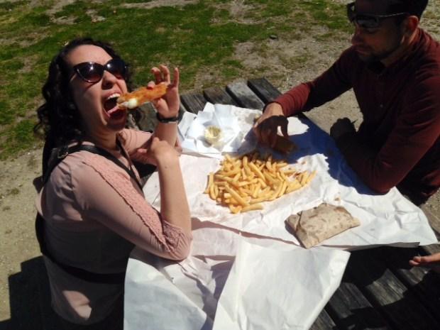 sarai fish & chips