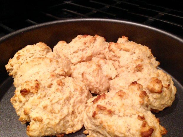 easy drop biscuits ready baked