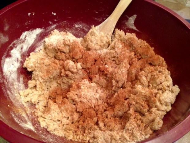 oatmeal cinnamon cookies dry ingredients