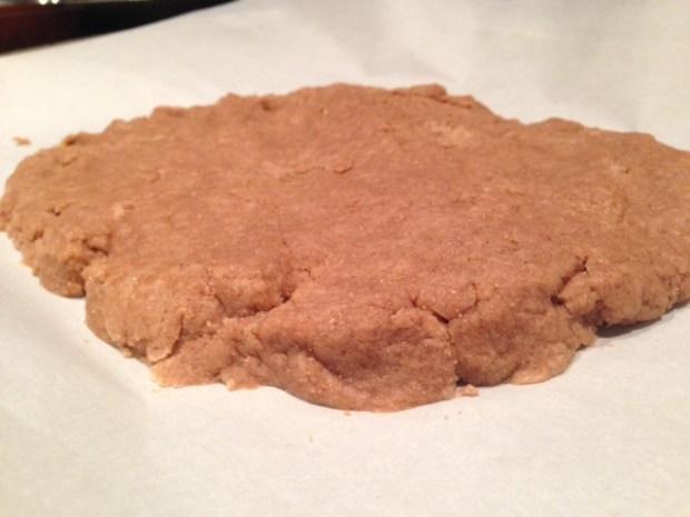 Slightly Sweet Unleavened Bread baked