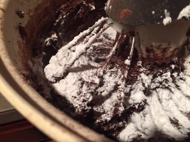 levain bakery copycat chocolate peanut butter chip cookies flour