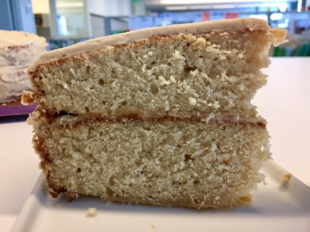 vanilla-spice-coke-cake-with-salted-peanut-frosting-slice