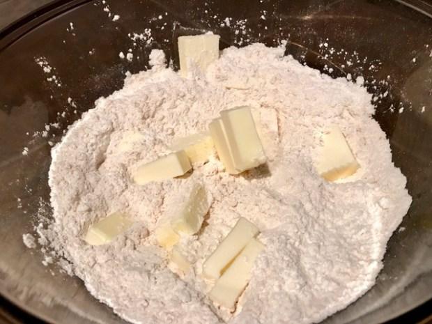 oat-maple-scones-dry-ingredients-butter