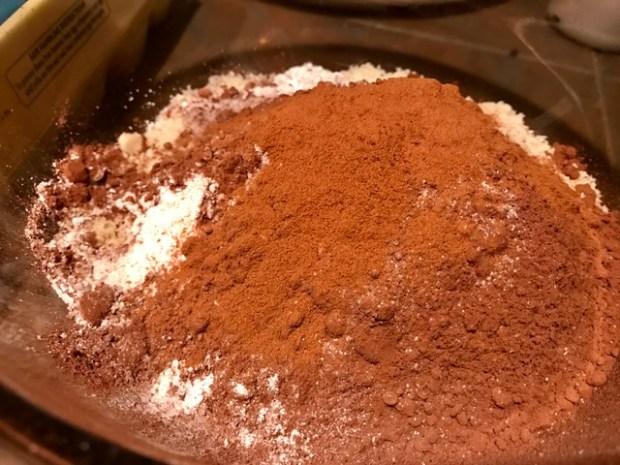 chocolate-cinnamon-almond-loaf-dry-ingredients