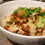 Korean BBQ Cauliflower & Chickpeas (vegan, gluten-free)