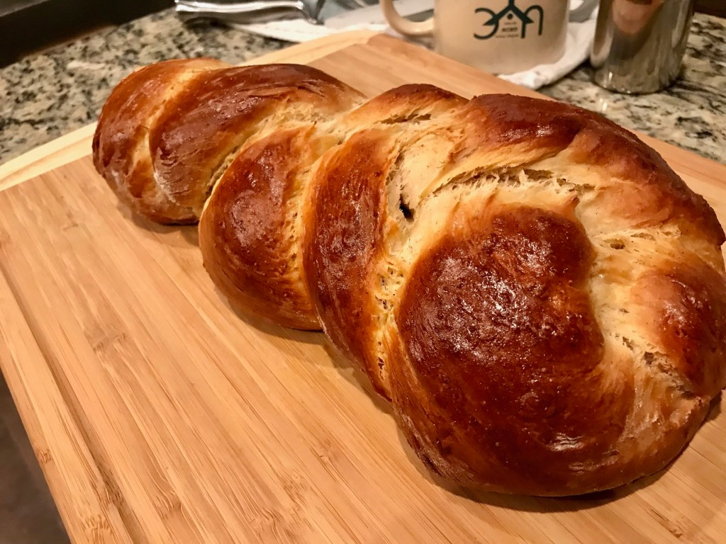 Swedish Vanilla Cardamom Bread | finding time for cooking blog