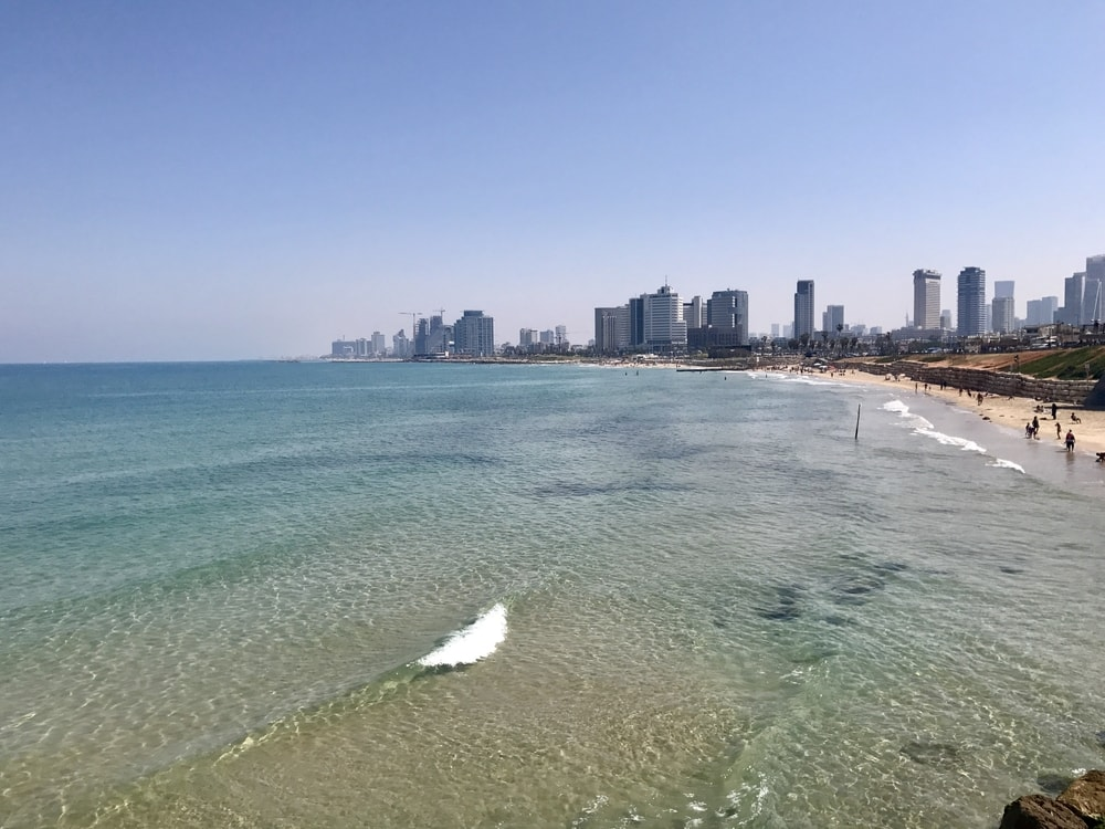 Tel Aviv's beautiful beaches