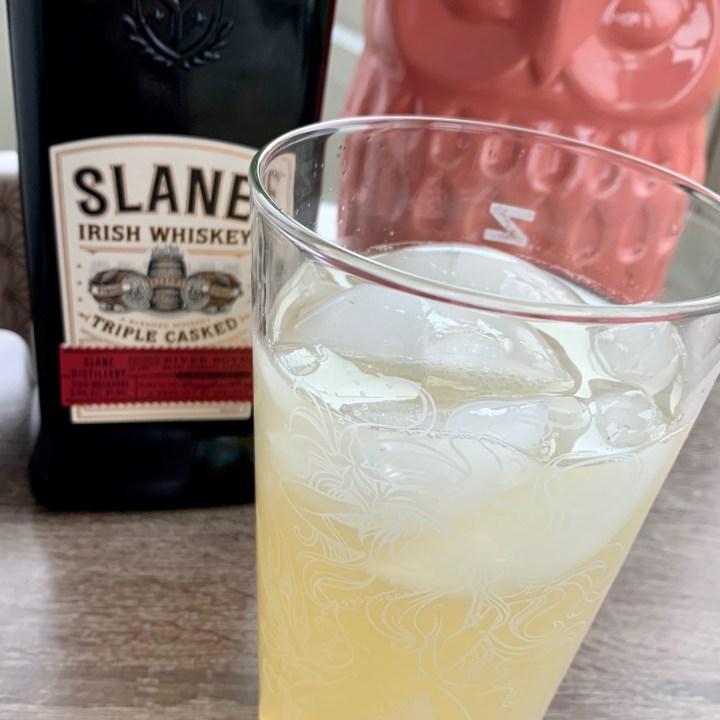 River Boyne Fizz: An Irish Whiskey Cocktail