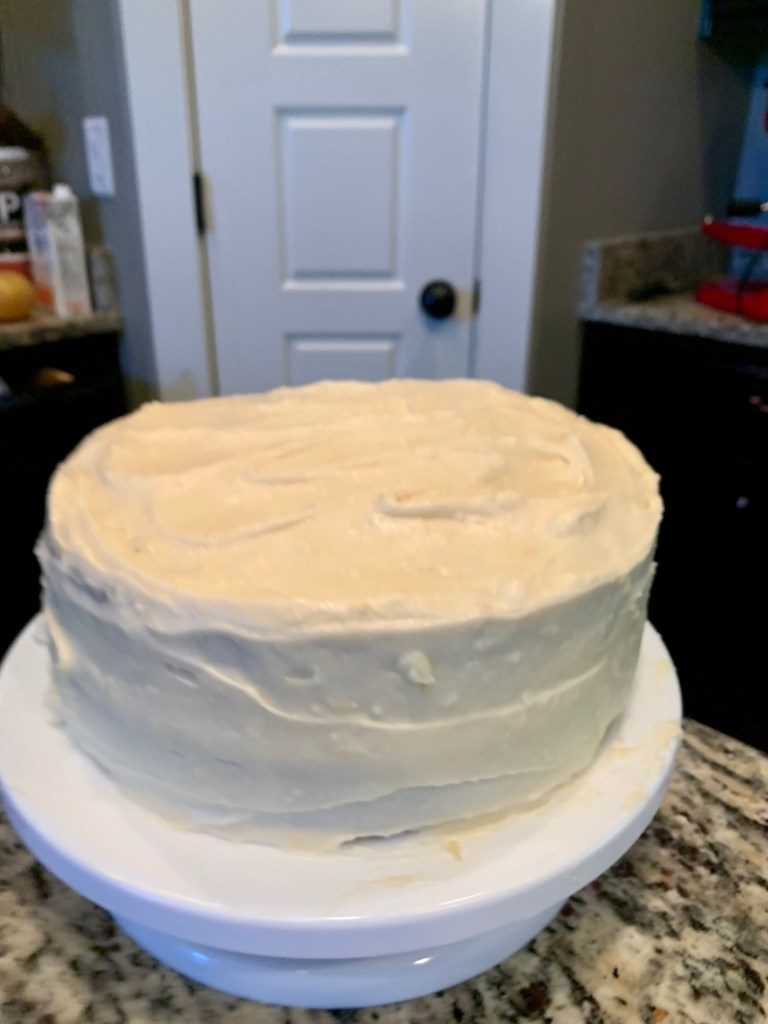 A delicious southern hummingbird cake recipe
