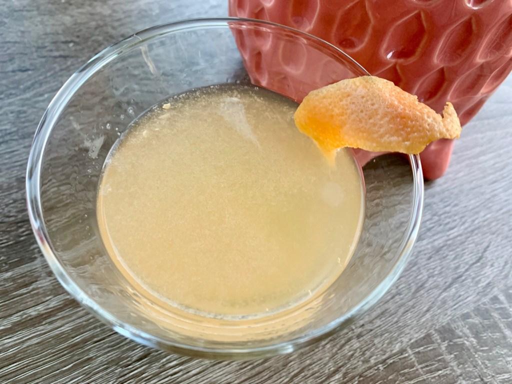 A gin grapefruit elderflower cocktail you'll love!