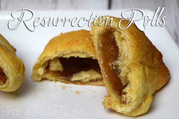 Resurrection Rolls are a great way to tell the Easter story in a way kids will never forget.