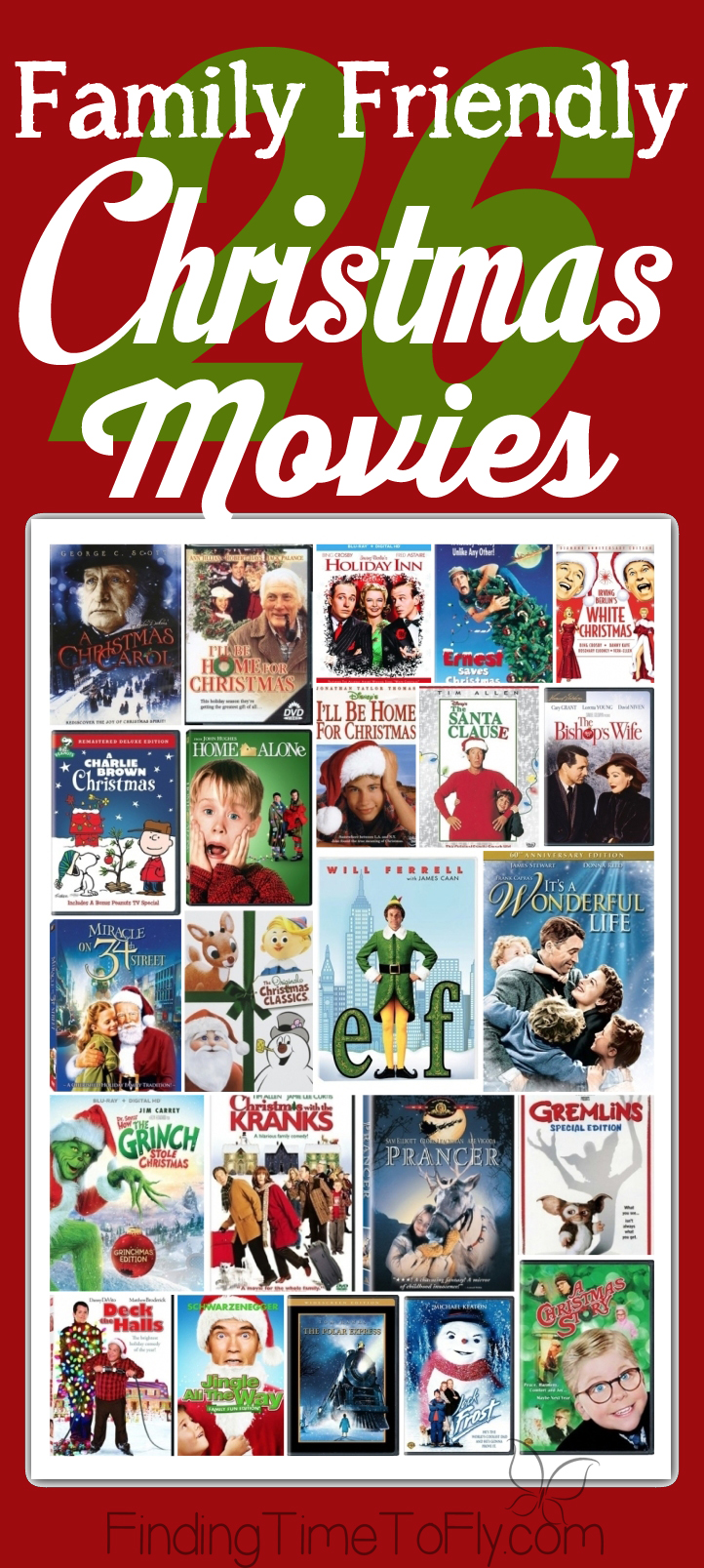 this is a great list of family friendly christmas movies all are rated pg - Best Christmas Movies List